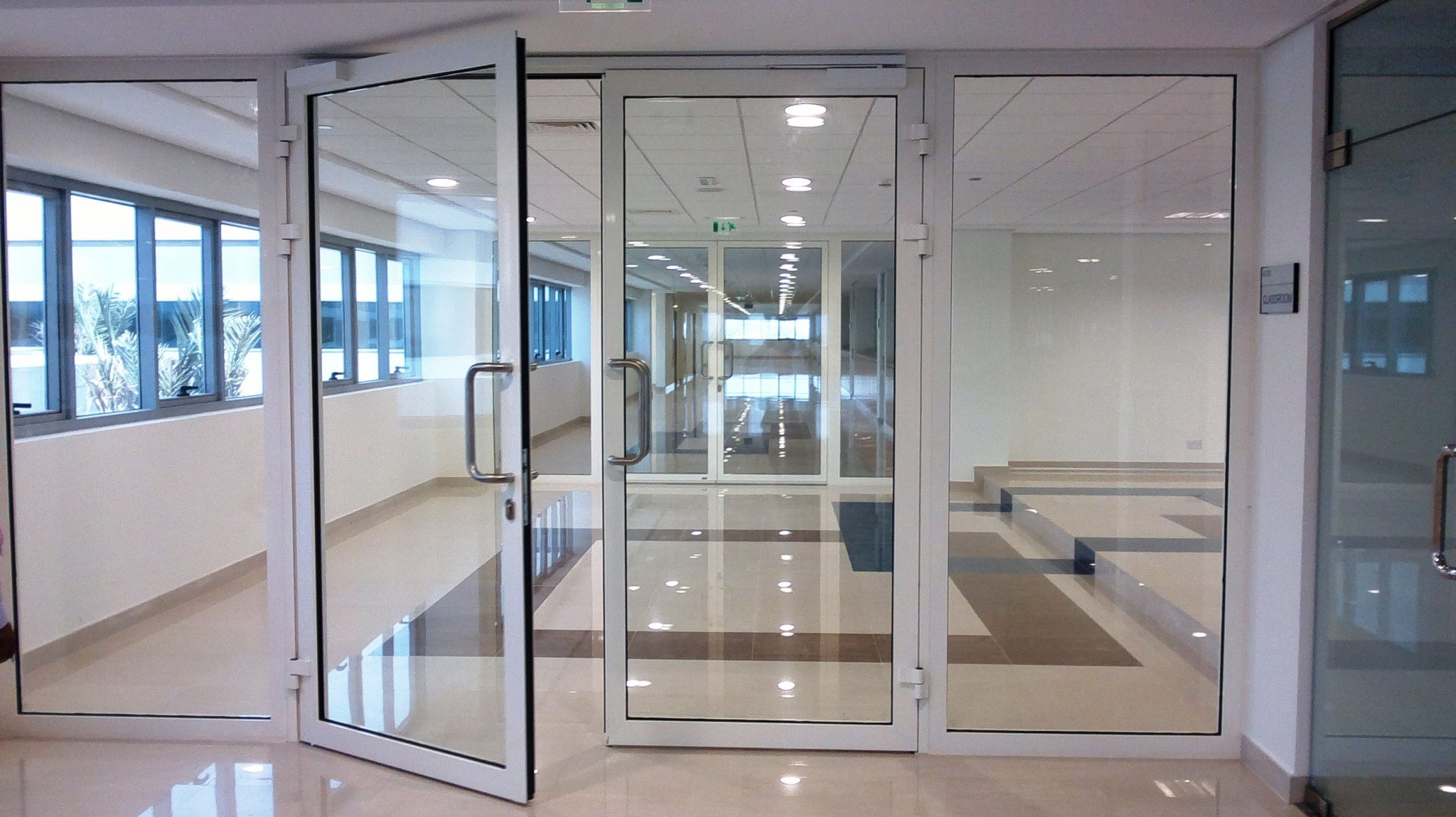 Securtask 187 Fire Resistant Glazing